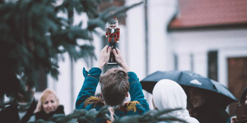 """Kalėdinis dienos nuotykis-pasaka """"Spragtukas"""" 12-09"""