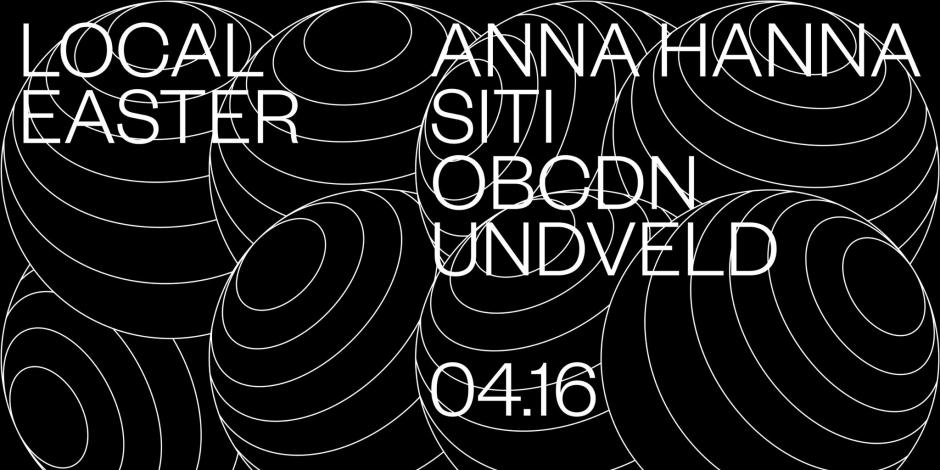 Local Easter | Anna Hanna