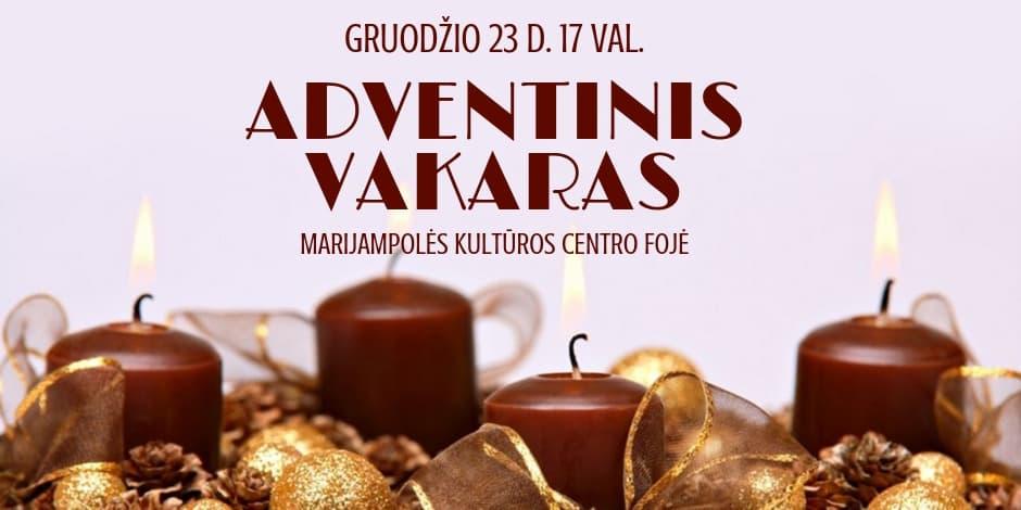 ADVENTINIS VAKARAS