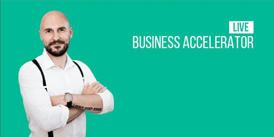 BUSINESS ACCELERATOR 2018 LIVE