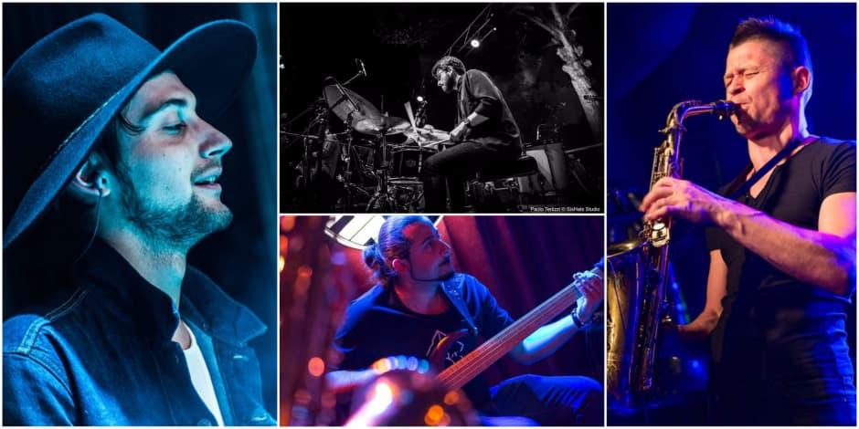 Giedrius Nakas Trio feat. T.Botyrius