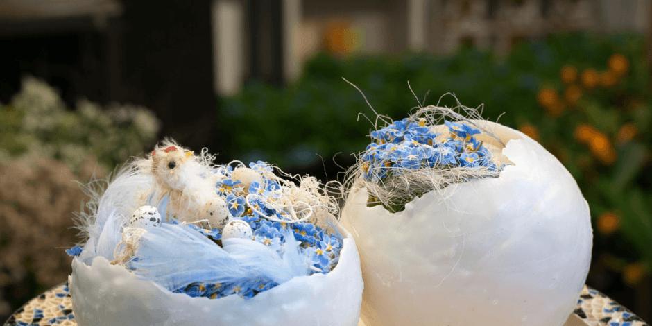 Kursai floristams – Velykos 2018