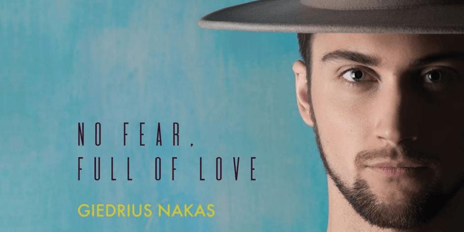 "Giedriaus Nako kvartetas ""No Fear, Full Of Love"""