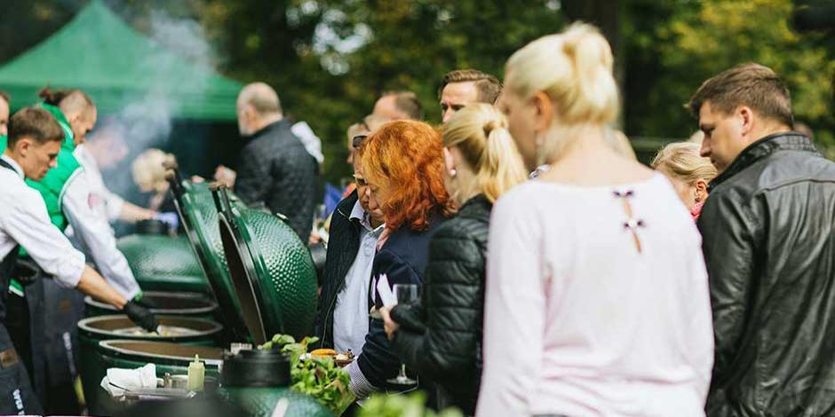 Big Green Egg's Flavour Fair Lietuva 2018 festivalis