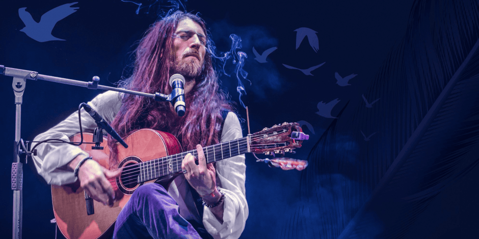 Oddech dźwięku. Estas Tonne. Wrocław. The Breath of Sound.