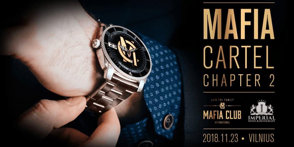 MAFIA Cartel. Chapter 2