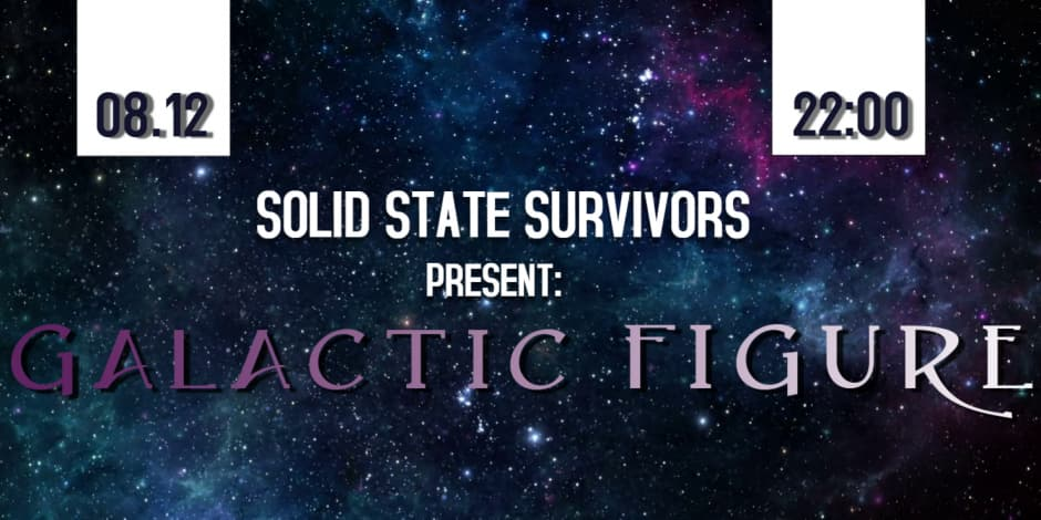 Solid State Survivors: Galactic Figure