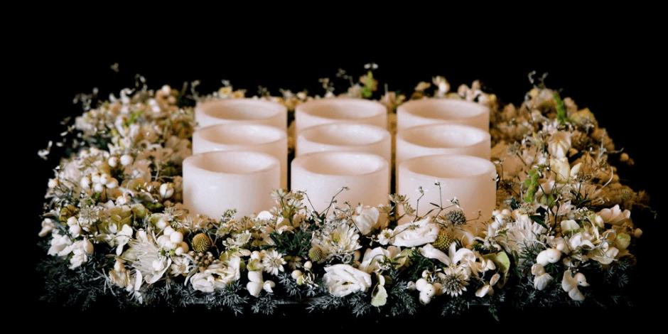 Kursai floristams - Vėlinės ir gedulas