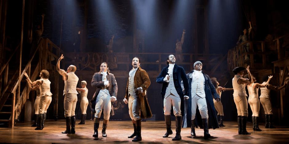 Hamilton Musical in Chicago ThePrivateBank Theater