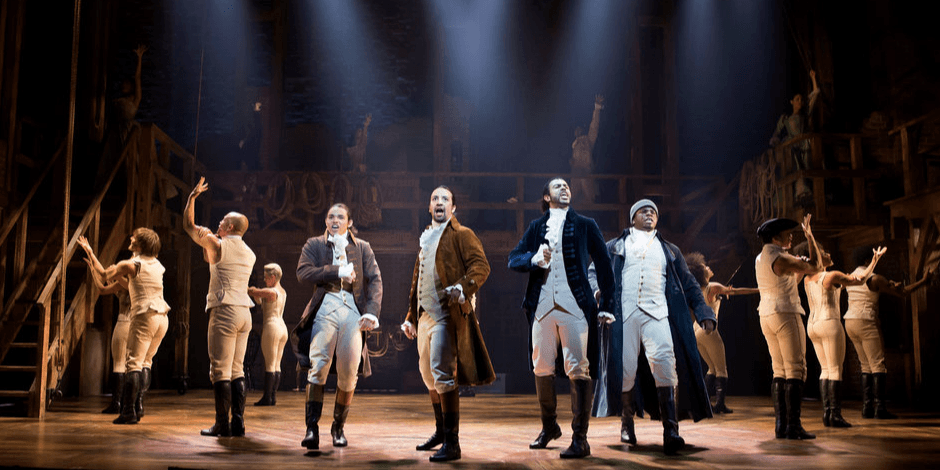 Hamilton Musical in Chicago ThePrivateBank Theater