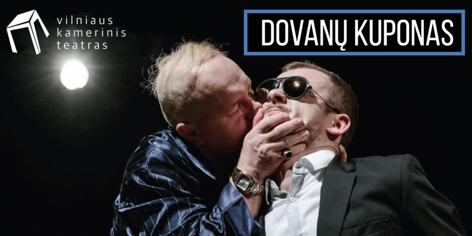 Vilniaus kamerinio teatro dovanų kuponas Suagusiems