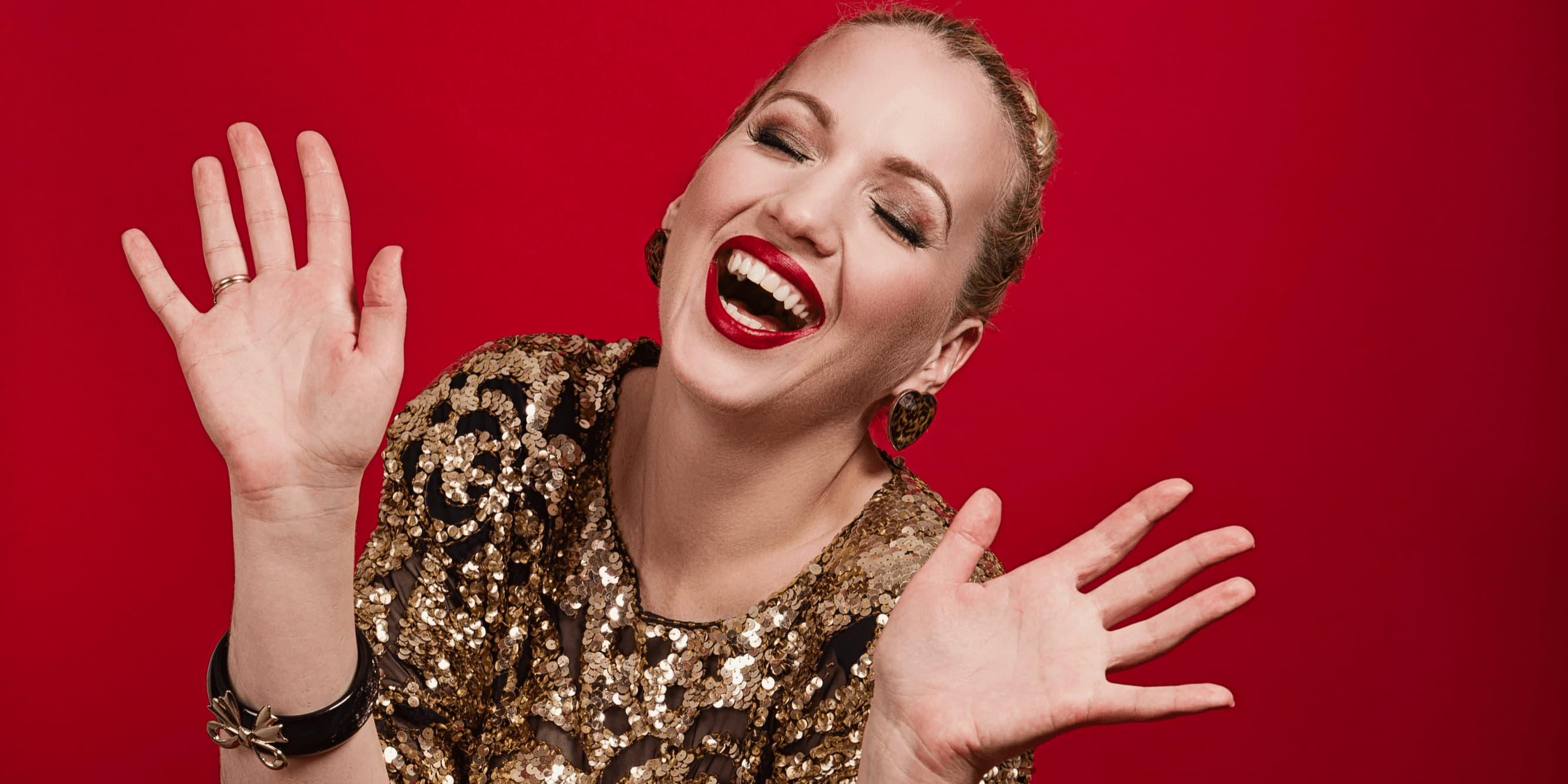"Veronika ChiChi - ""Singer of a 1000 faces"""