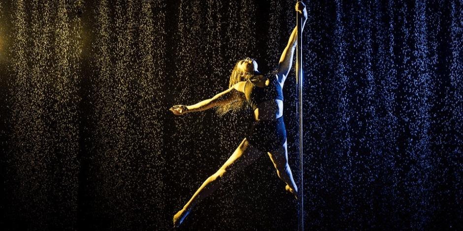 Pole dance ir choreo workshopai su Anna Valfsson