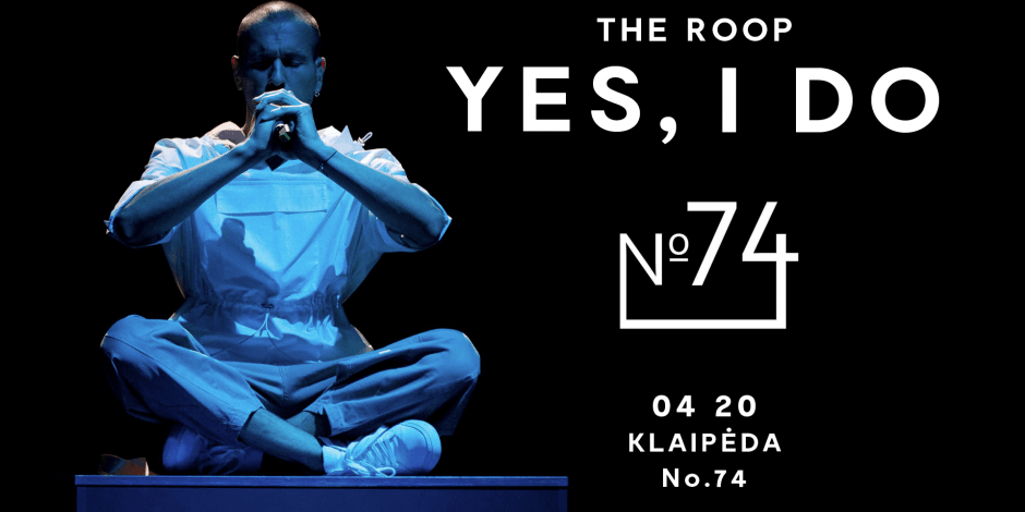 THE ROOP koncertas YES, I DO. Klaipėda / No.74