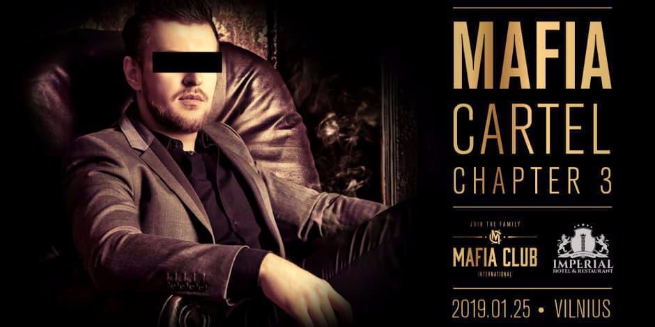 Mafia Cartel. Chapter 3