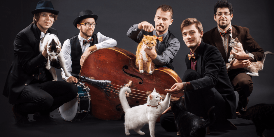 the gypsy swing cats and the This was their first album together recorded in seattle, washington, at jack straw studios this is a gypsy jazz compilation but amber and dusty are planning on transitioning to a big band/trad jazz sound, and plan on recording their second album in late 2017 follow their band: speakeasy jazz cats at facebookcom/.