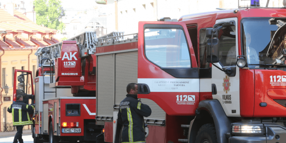 Baltic Fire Safety Technology Forum