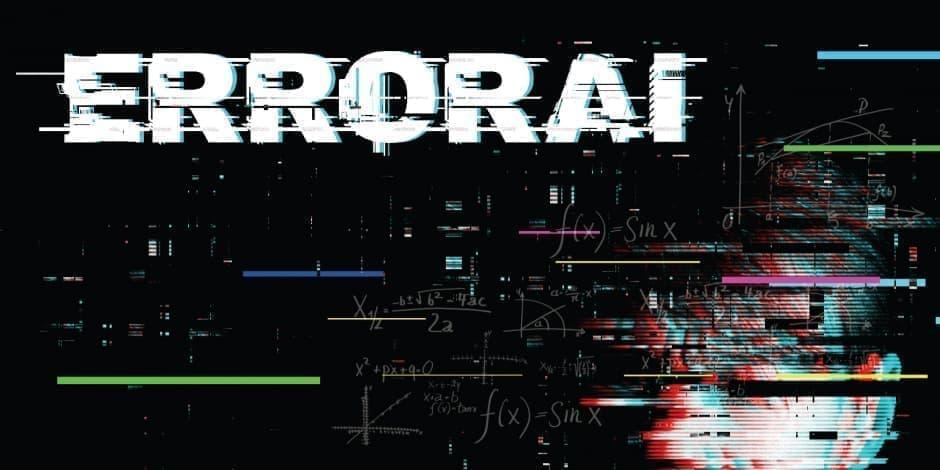 Meno ir mokslo laboratorija: ERRORAI. Režisierius Paulius Markevičius