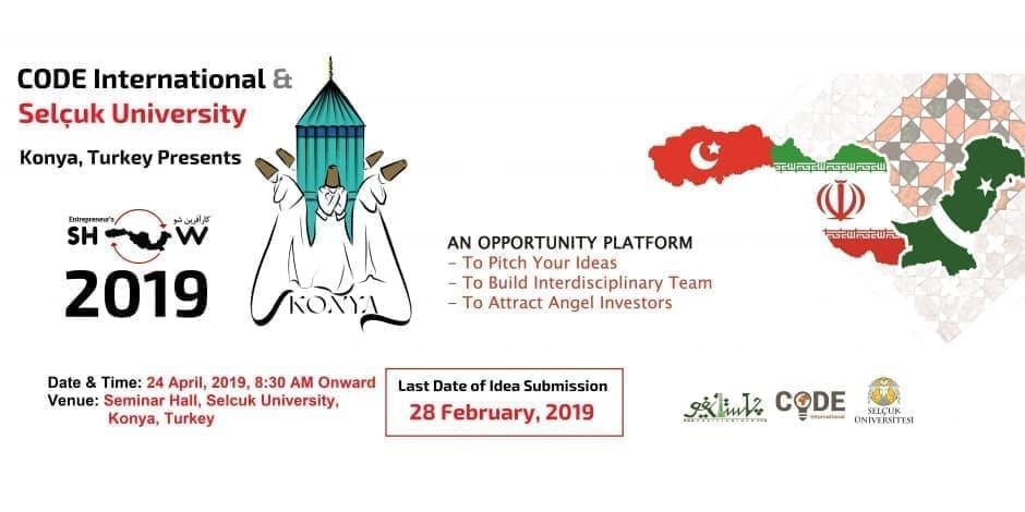 Entrepreneurs Show - Turkey 2019
