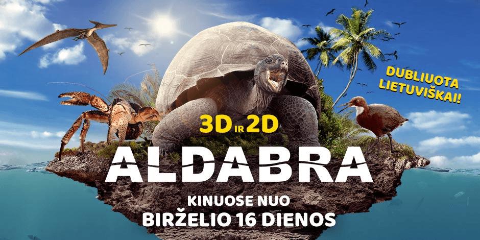 Aldabra 2D