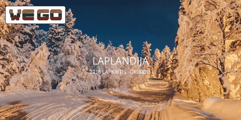WE GO | Laplandija