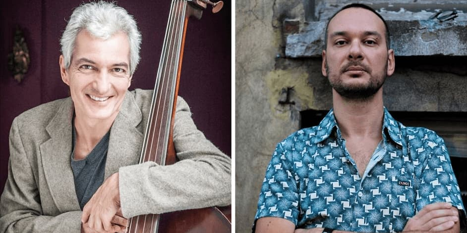 Rogerio Botter Maio & Piergiorgio Pirro (Brazilija/Italija)