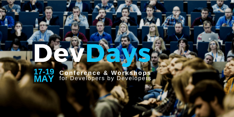 DevDays Vilnius 2017 Workshops