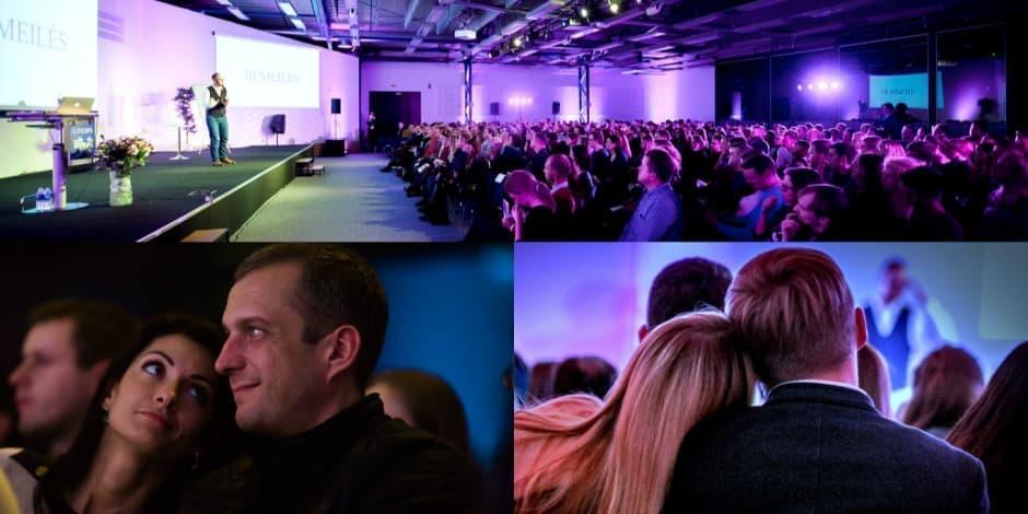 Vakaro seminaras Kaune: Ką apie santykius turi žinoti kiekvienas