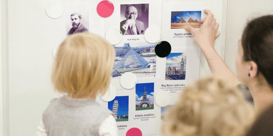 """Papildomas seminaras """"Vienas vaikas - 7 intelektai"""" su Renata Lazdin Klaipėdoje"""