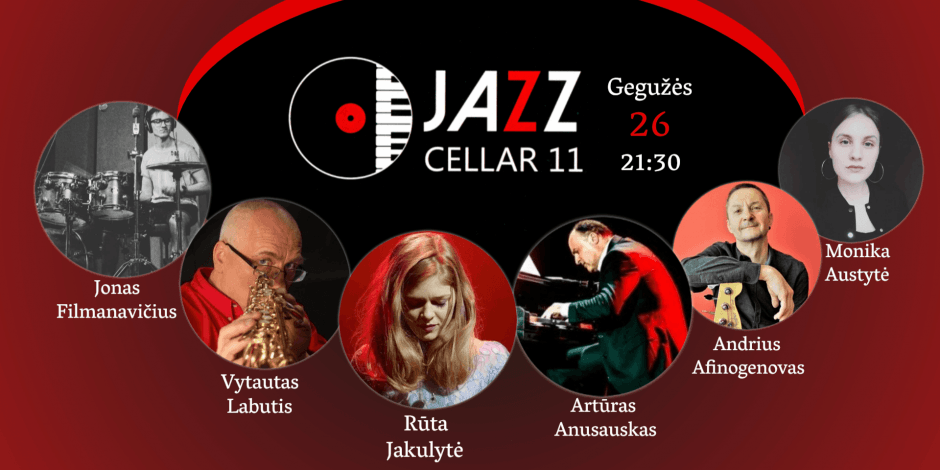 Rūta Jakulytė in Jazz