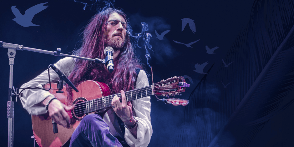 Oddech dźwięku. Estas Tonne. Poznań. The Breath of Sound.
