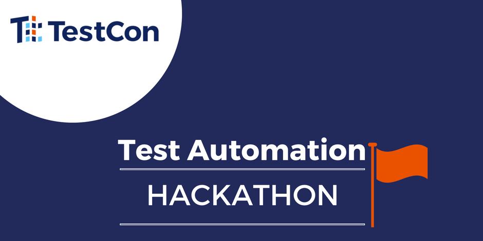 Test Automation Hackathon