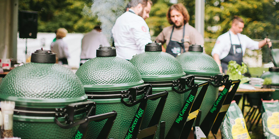 Big Green Egg Flavour Fair Lietuva '2017 festivalis