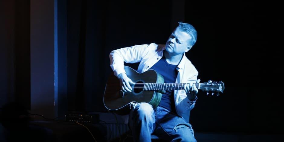 Tomi Paldanius - akustinės gitaros virtuozas - Klaipeda