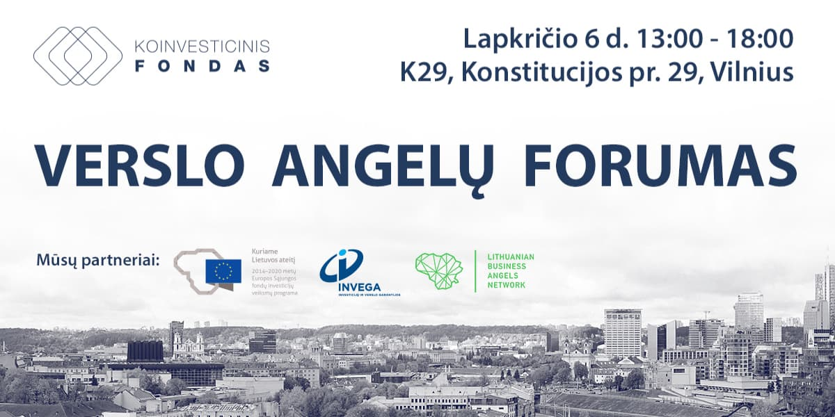 Business Angel Forum 2018