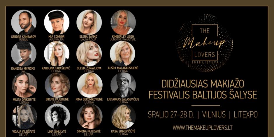 The Makeup Lovers 2018 Lietuva