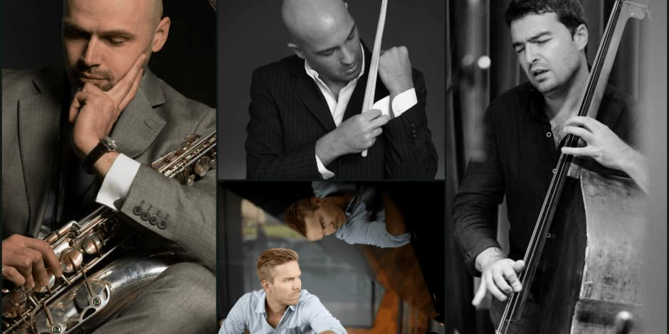 Kęstutis Vaiginis Quartet Lietuva/ Turkija/ Suomija