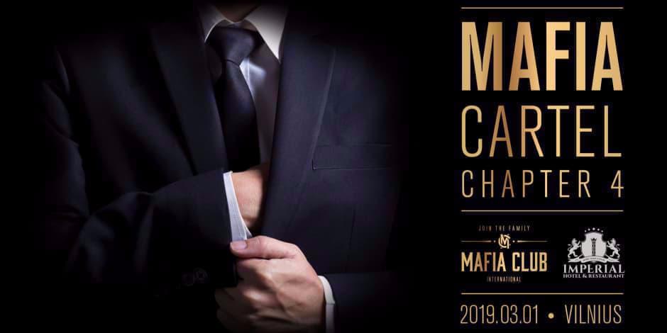 Mafia Cartel. Chapter 4