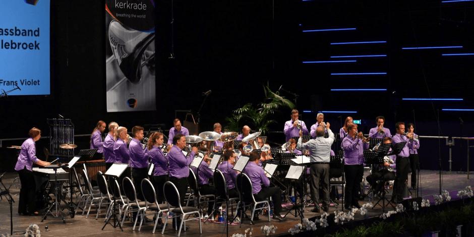 AMBER WIND 2018: Gala koncertas su BRASSBAND WILLEBROEK