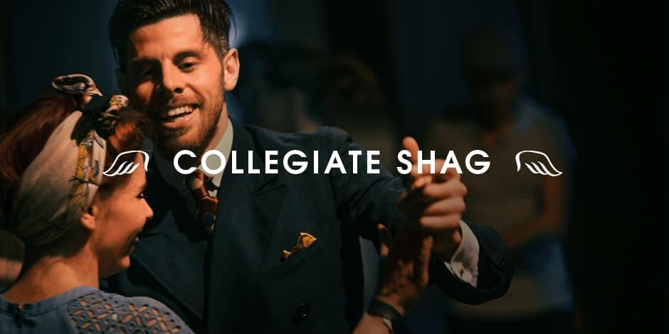 Swing Paradise 2018 - Collegiate Shag - Full Pass