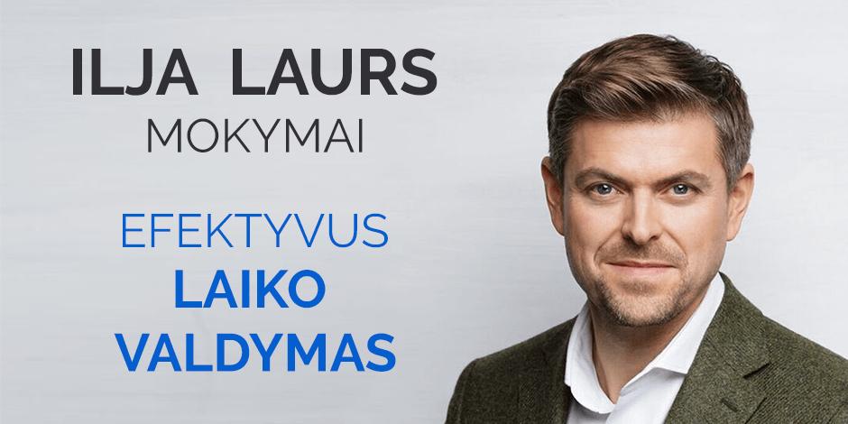 EFEKTYVUS LAIKO VALDYMAS.
