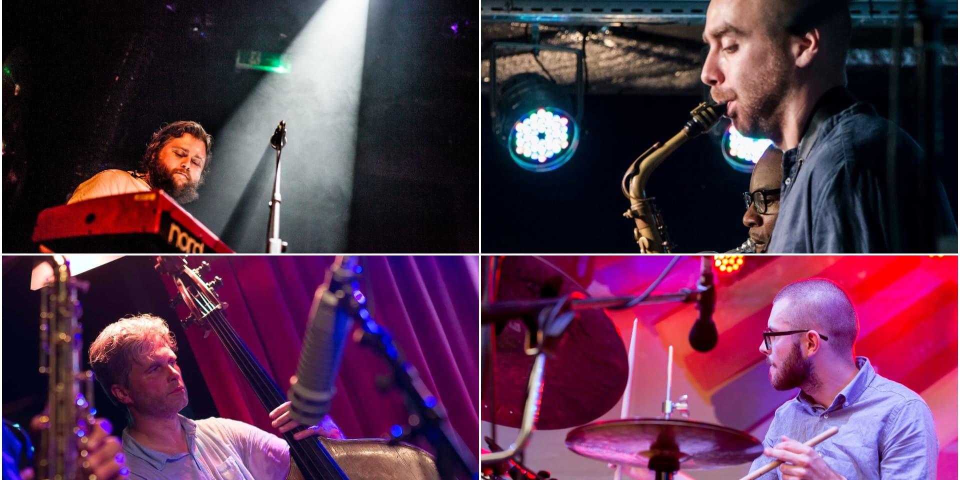 Vilnius Jazz Night Stage: Manvydas Pratkelis Jazz Quartet