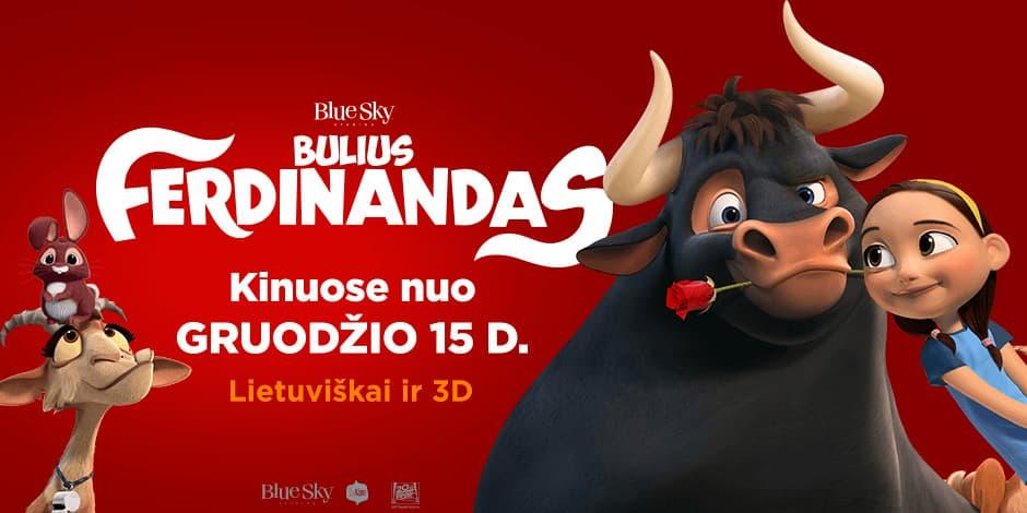 BULIUS FERDINANDAS 3D
