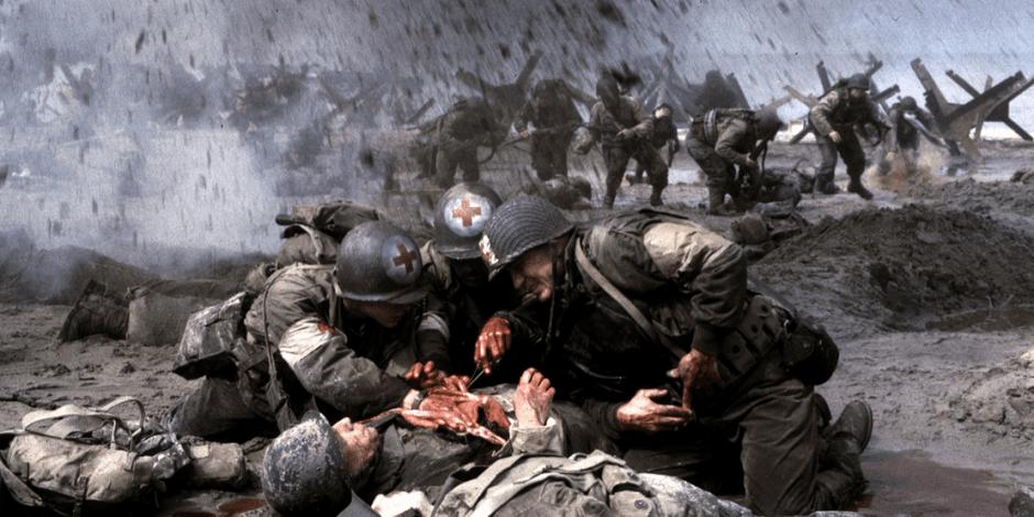 Saving private Ryan: Prisoner of War 2018 04 29 Vievis