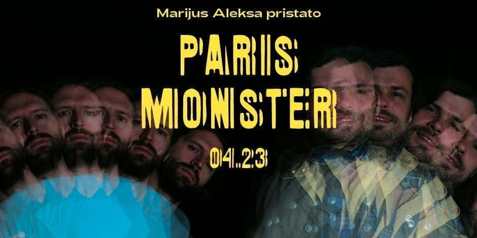 PARIS MONSTER | Tamsta