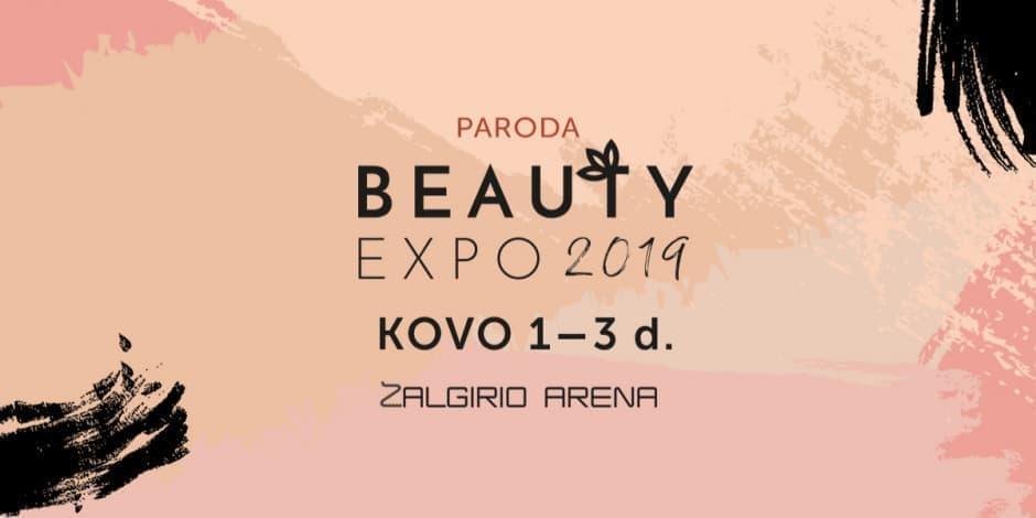 """Paroda """"Beauty Expo 2019"""""""