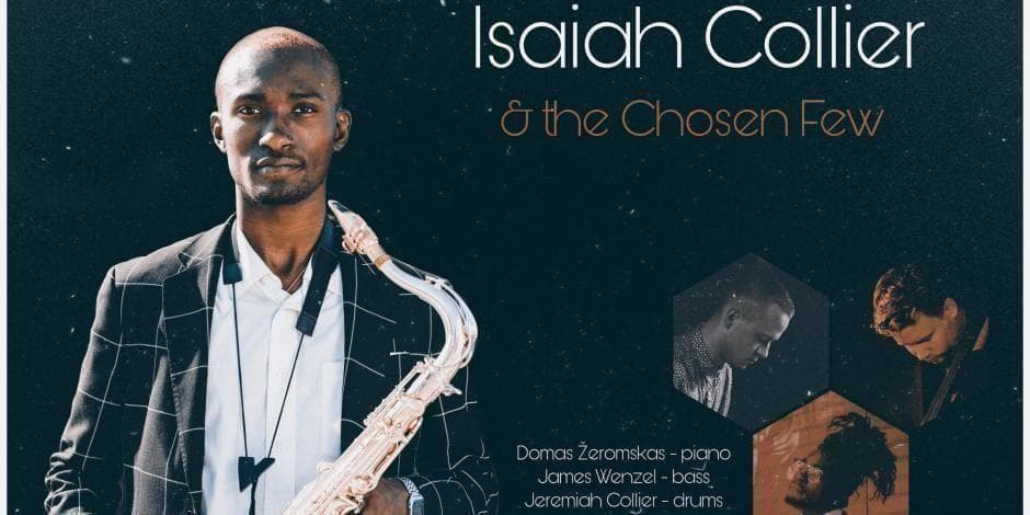 Isaiah Collier & the Chosen few