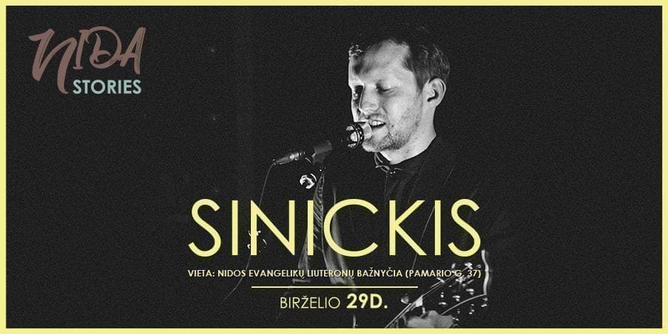 Nida Stories: SINICKIS