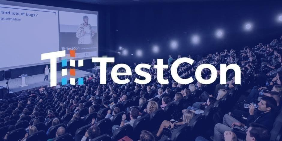 TestCon Europe 2019 / Full Ticket