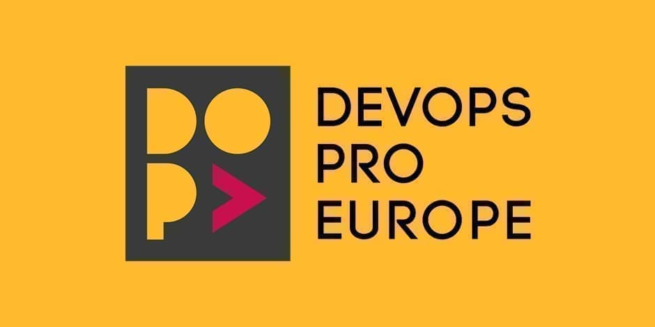 DevOps Pro Europe 2019 / Two-Day Conference + Hotel Ticket
